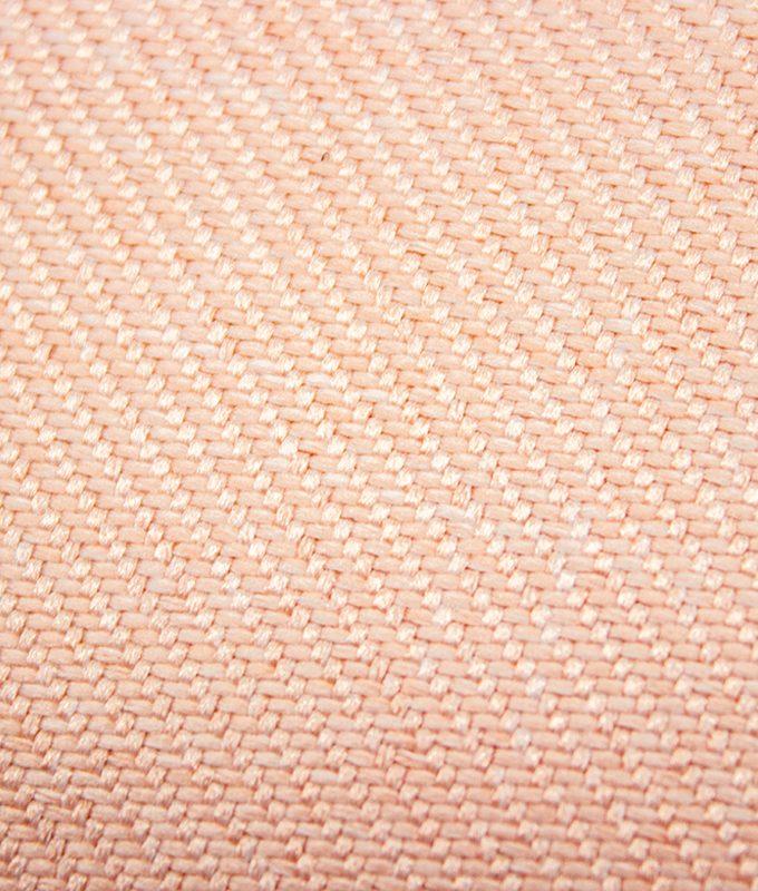 Juego de 2 Cojines lisos 45x45 cm - Palo de rosa
