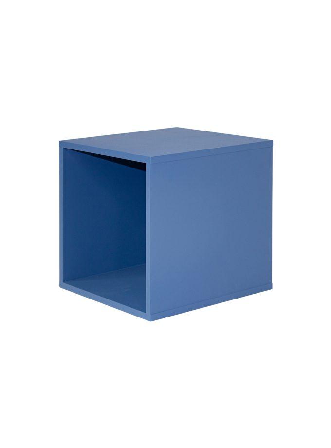 Librero Cubo Mik Simple Azul