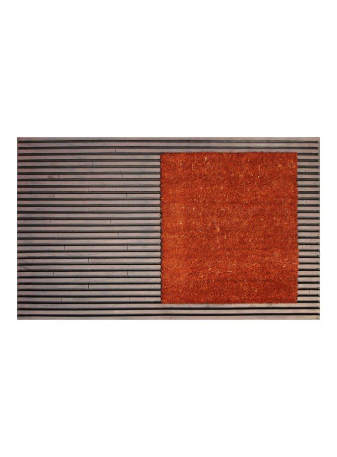 Tapete de entrada Dijon 45×75 cm