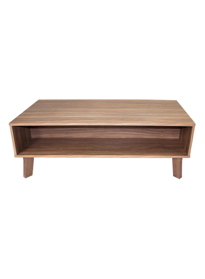 Mesa de Centro Matt Rectangular patas madera