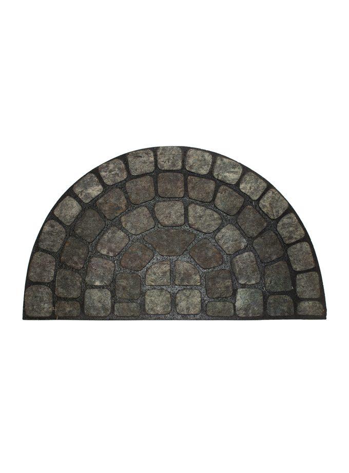Tapete de entrada Super mat 45×75 cm – Gris