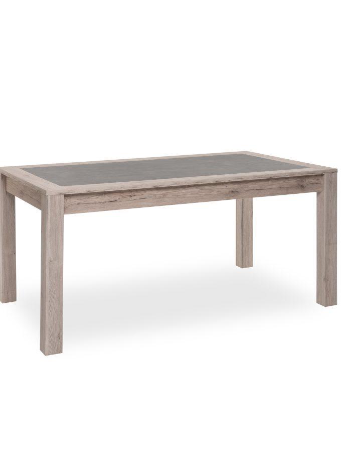 Set de comedor – Mesa Nadur + 4 sillas réplica Eams Blancas