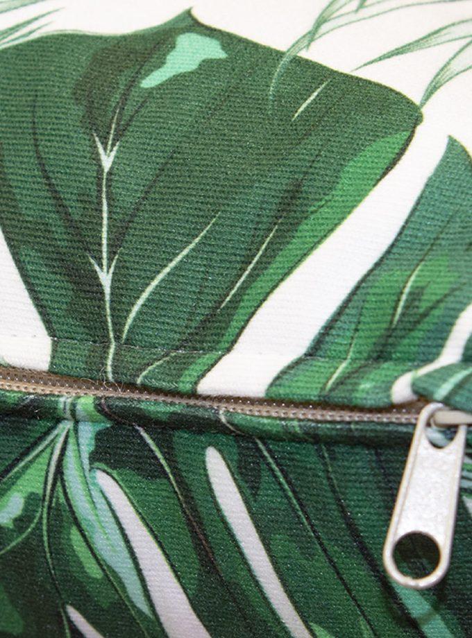 Juego de 2 Cojines estampados 45x45 cm - Tropical