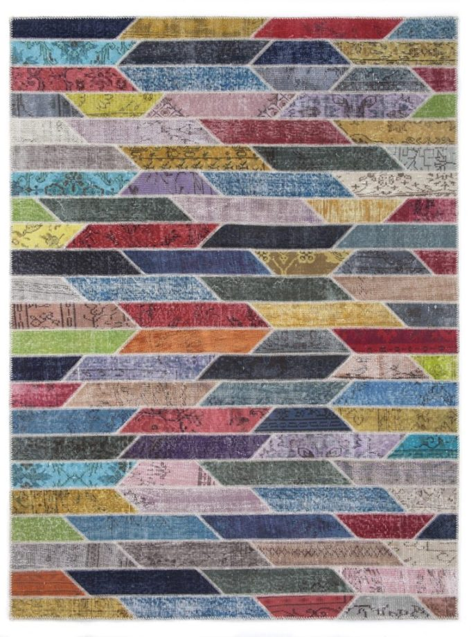Tapete Patchwork Turco 170×270 cm multicolor