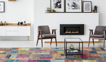 Cómo elegir una alfombra para cada espacio