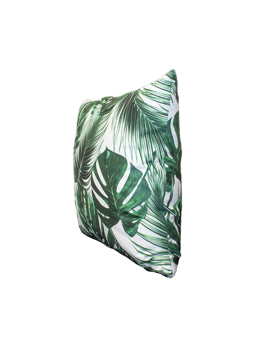 Juego de 2 Cojines estampados 45×45 cm – Tropical