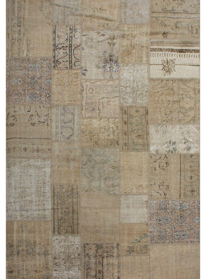 Tapete patchwork turco beige 207×302 cm