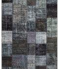 Tapete patchwork turco negro 195×300 cm