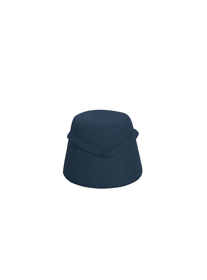 Taburete Burano azul